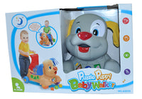 830620 Puzzle Puppy Baby Walker/ Ride On
