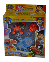 830717 Paw Police Station