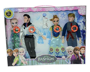830781 Frozen Dolls