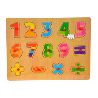 843439 Numbers Pull Out Puzzle