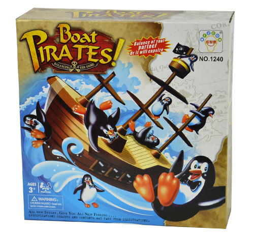 844230 Boat Pirates