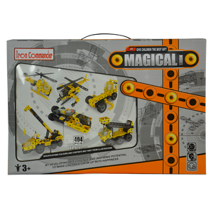 850736 Magical Model Crane
