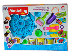 850792 Modelling Clay