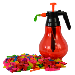 850824 Pump with Water Balloons
