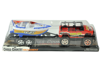 850846 Jeep & Boat Trailer