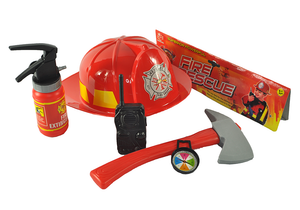 850894 Fire Rescue Set
