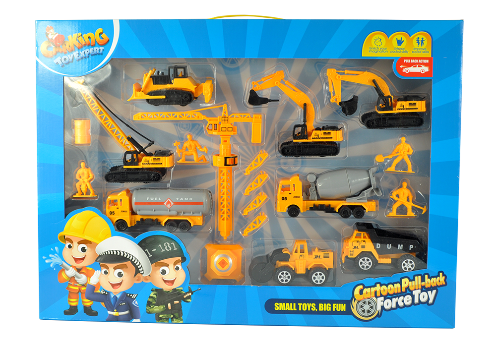 850923 Construction Playset