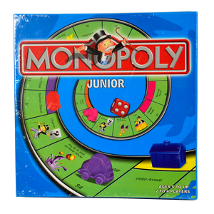 850951 Monopoly Junior