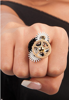 8767 Steampunk Ring