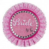 9900241 Bride to Be Badge