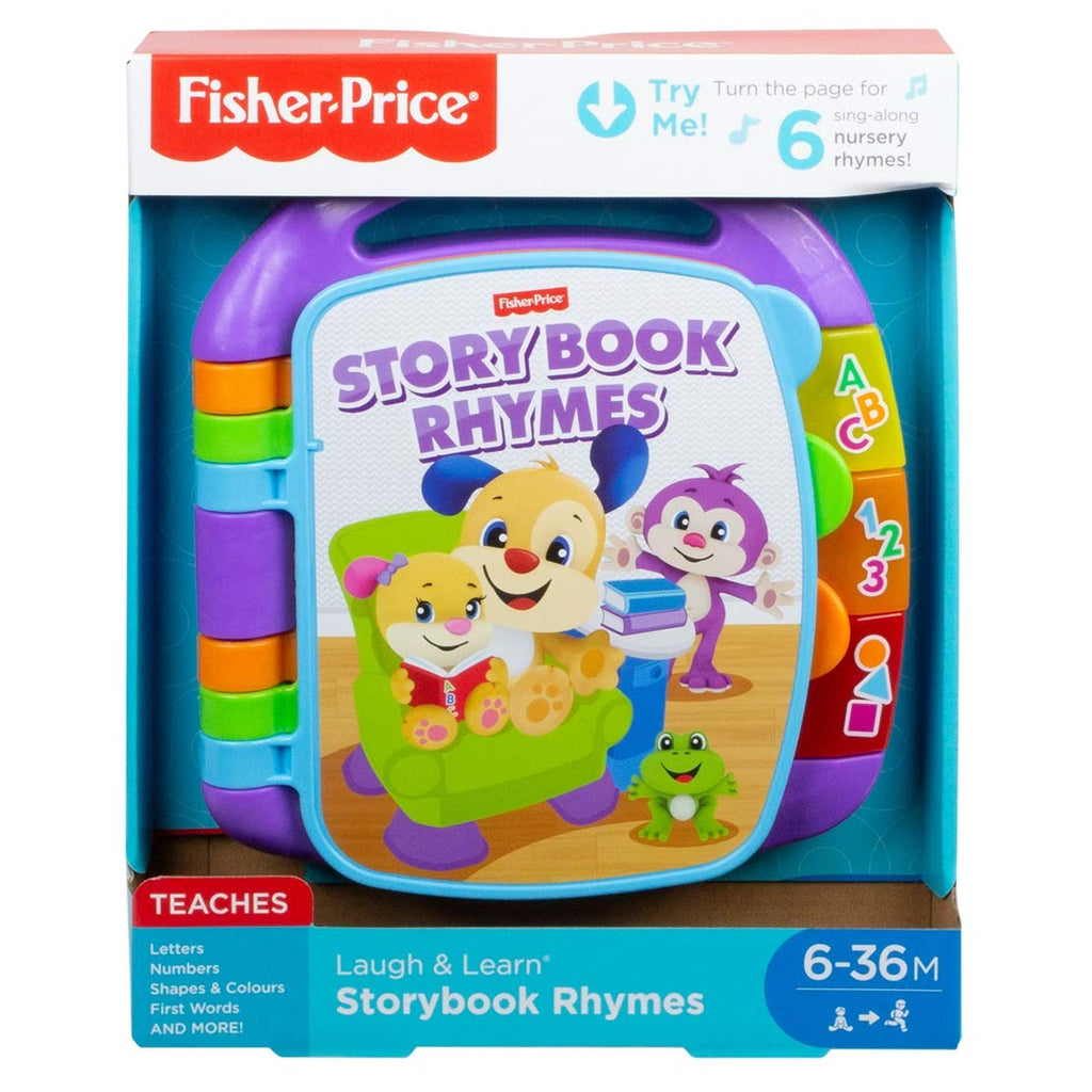 CDH26 Story Book Rhymes