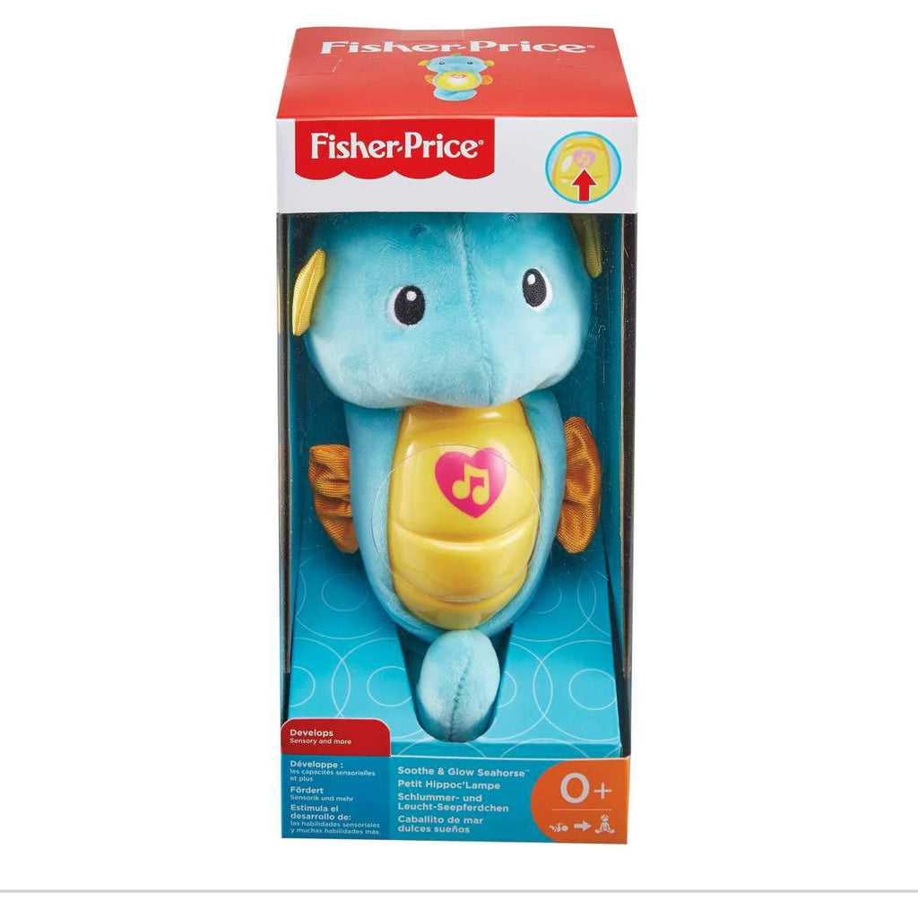 M8581 Soothe & Glow Seahorse