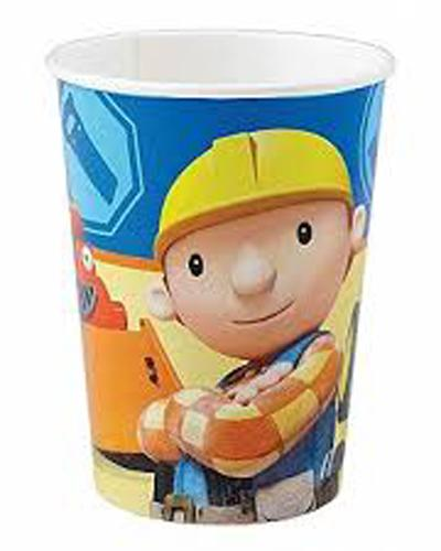 1454 Bob The Builder Cups