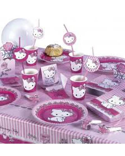4124 Hello Kitty Napkins