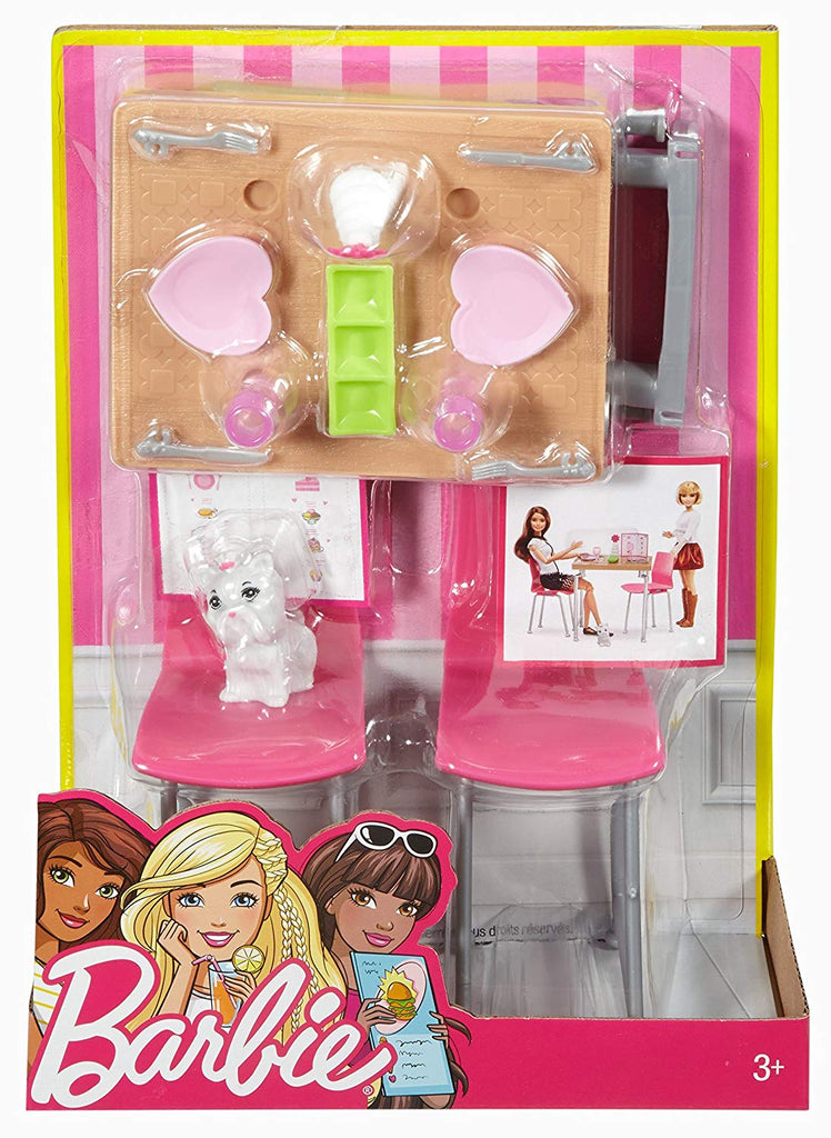 DVX45 Barbie Furniture & Accessories
