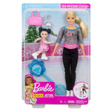 FXP38 Barbie Ice Skating Coach