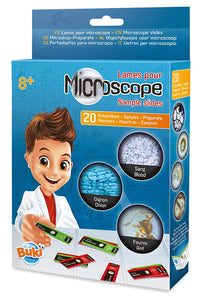 MR001 Microscope Slides