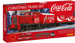 R1233 The Coca Cola Christmas Train Set