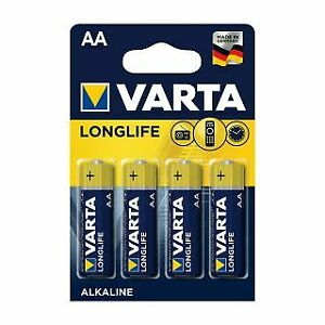 BATTERIES AA X4