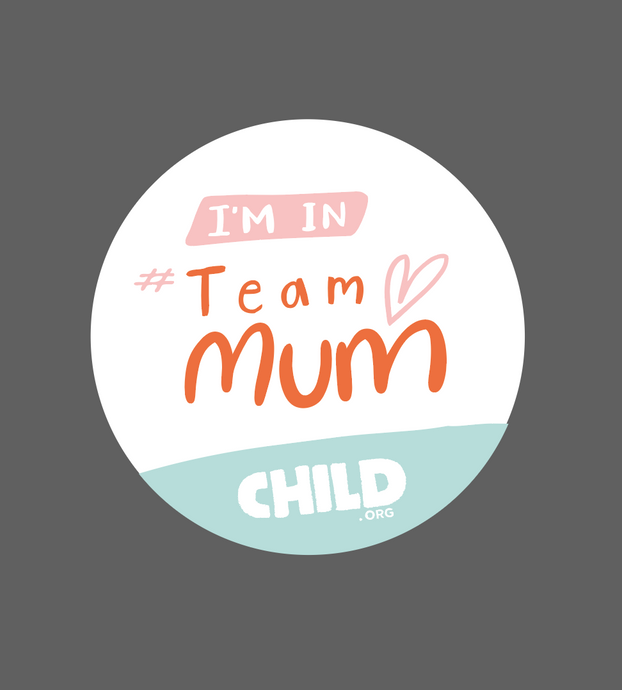 Team Mum stickers