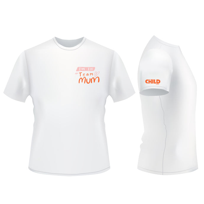 Team Mum T-shirts