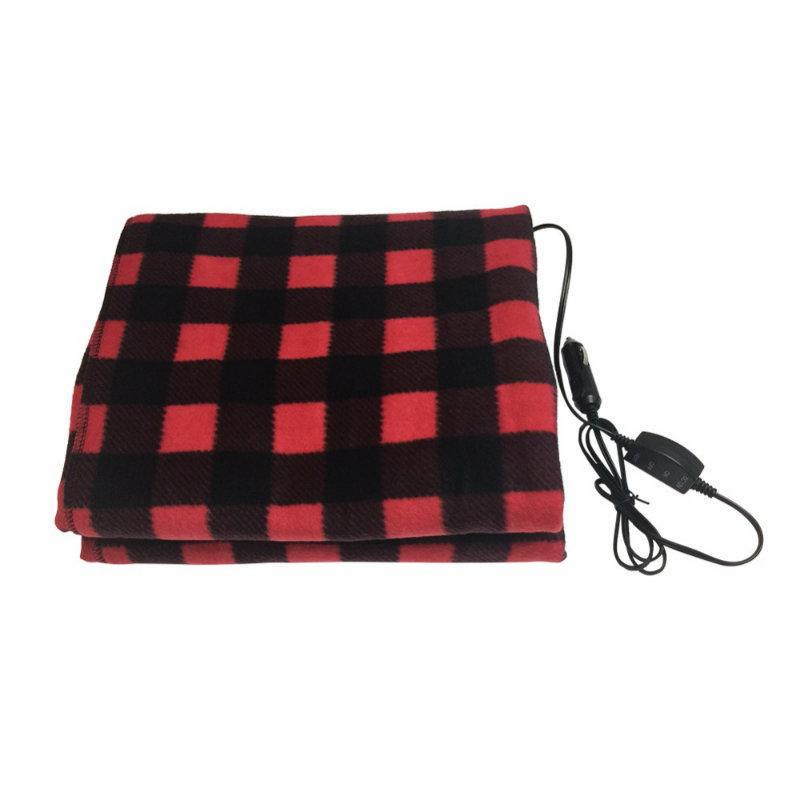 12V Car Electric Heated Blanket