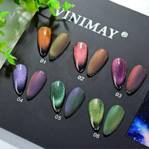 Cat Eyes Nail Polish