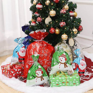 Christmas Gift Wrapping Bags(30 pieces)