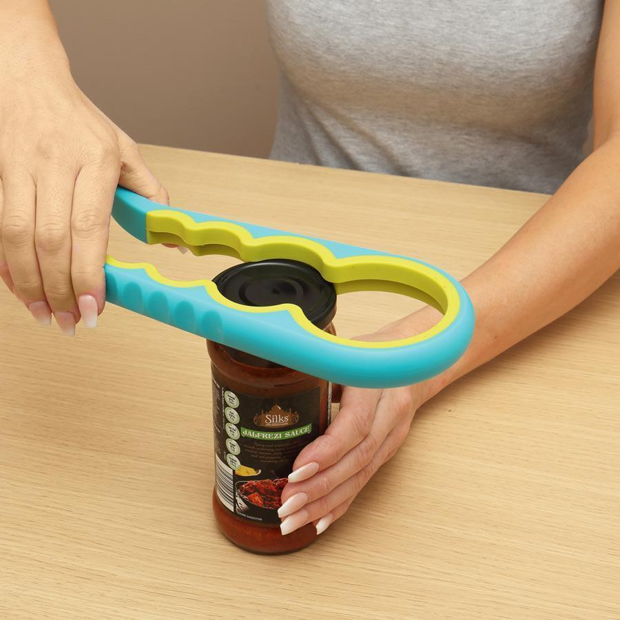 Jar & Bottle Opener