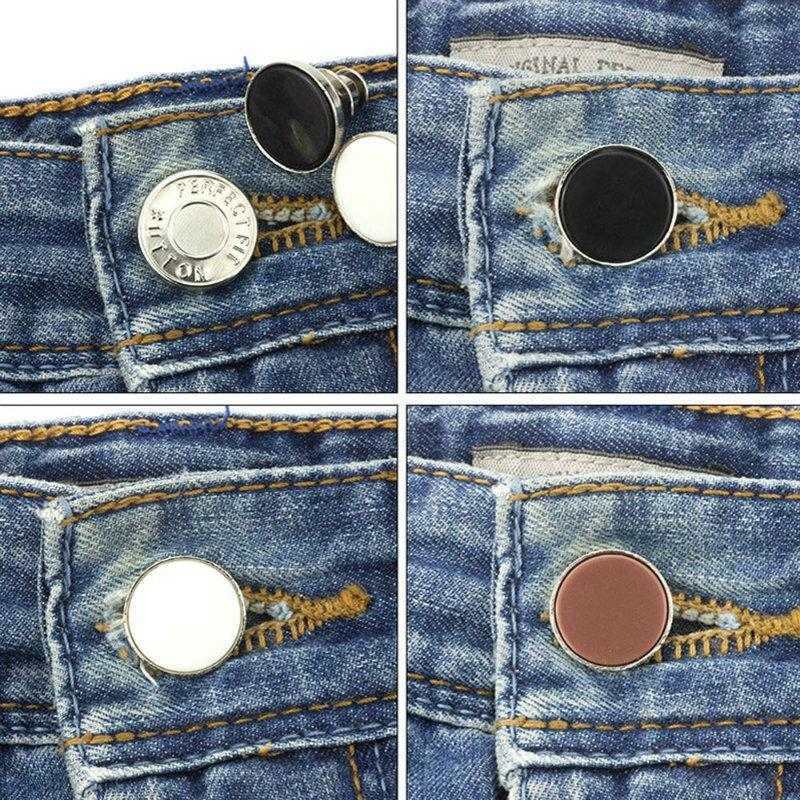 No Sew Jean Buttons (10 pieces)