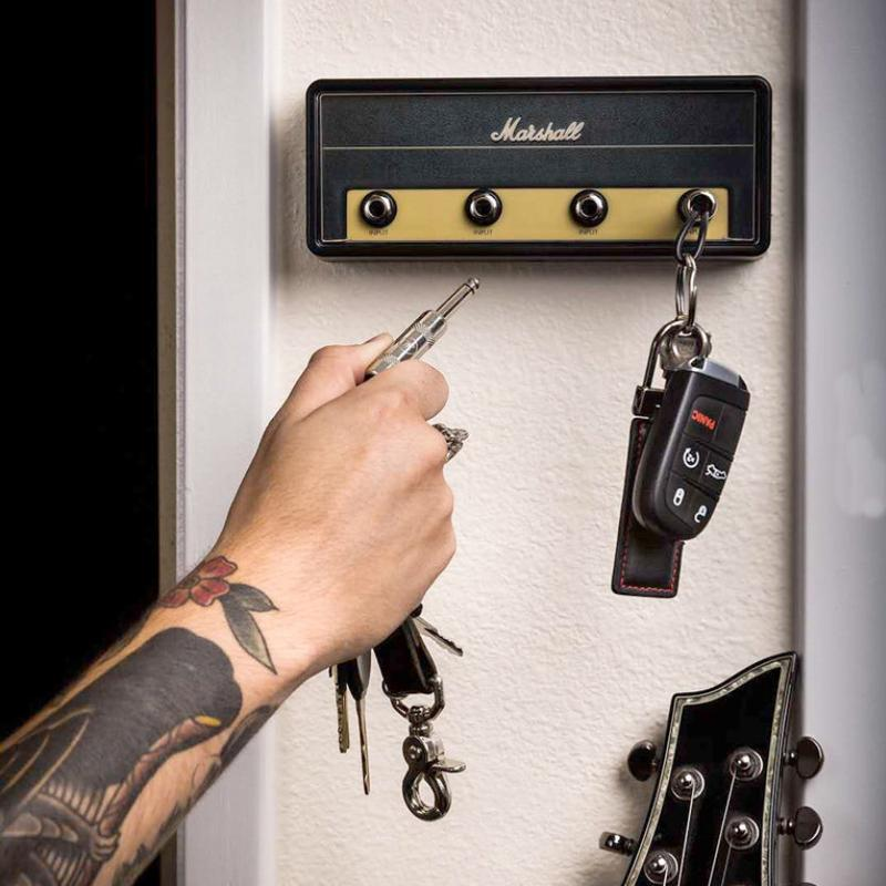 Marshall Guitar Plug Key Hanger