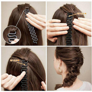 Twist Plait Braiding Hair Tool