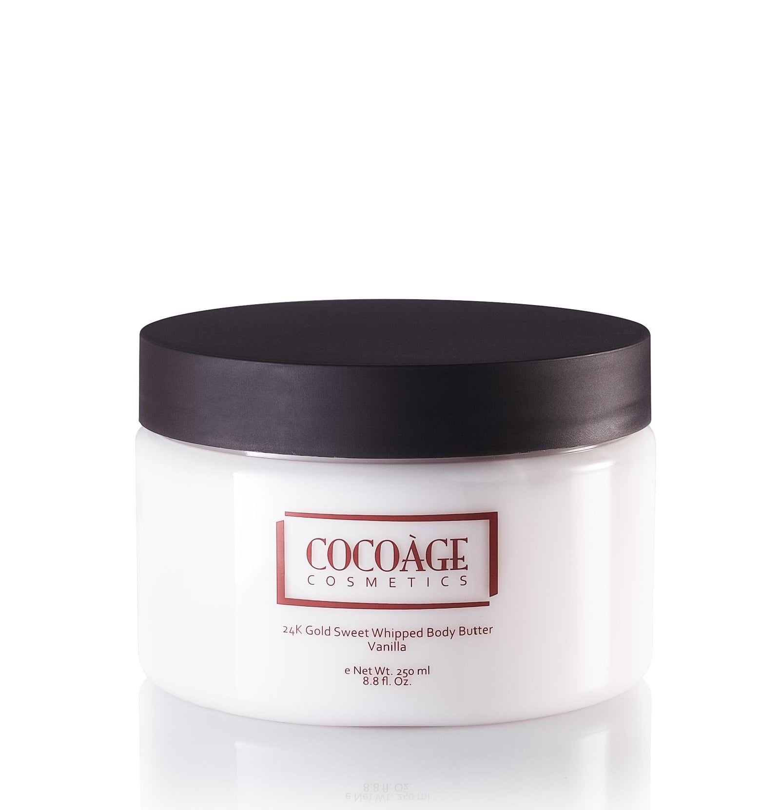 Cocoàge – 24K Gold Sweet Whipped Body Butter – Vanilla
