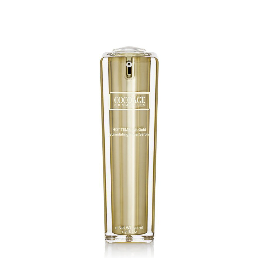 Cocoàge - HOT TEMP 24K Gold Stimulating Facial Serum