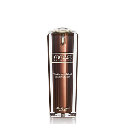 Cocoàge – Dark Chocolate 24K Gold Peel Off Mask