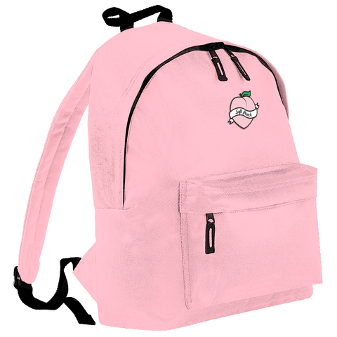 'Soft Peach' Backpack