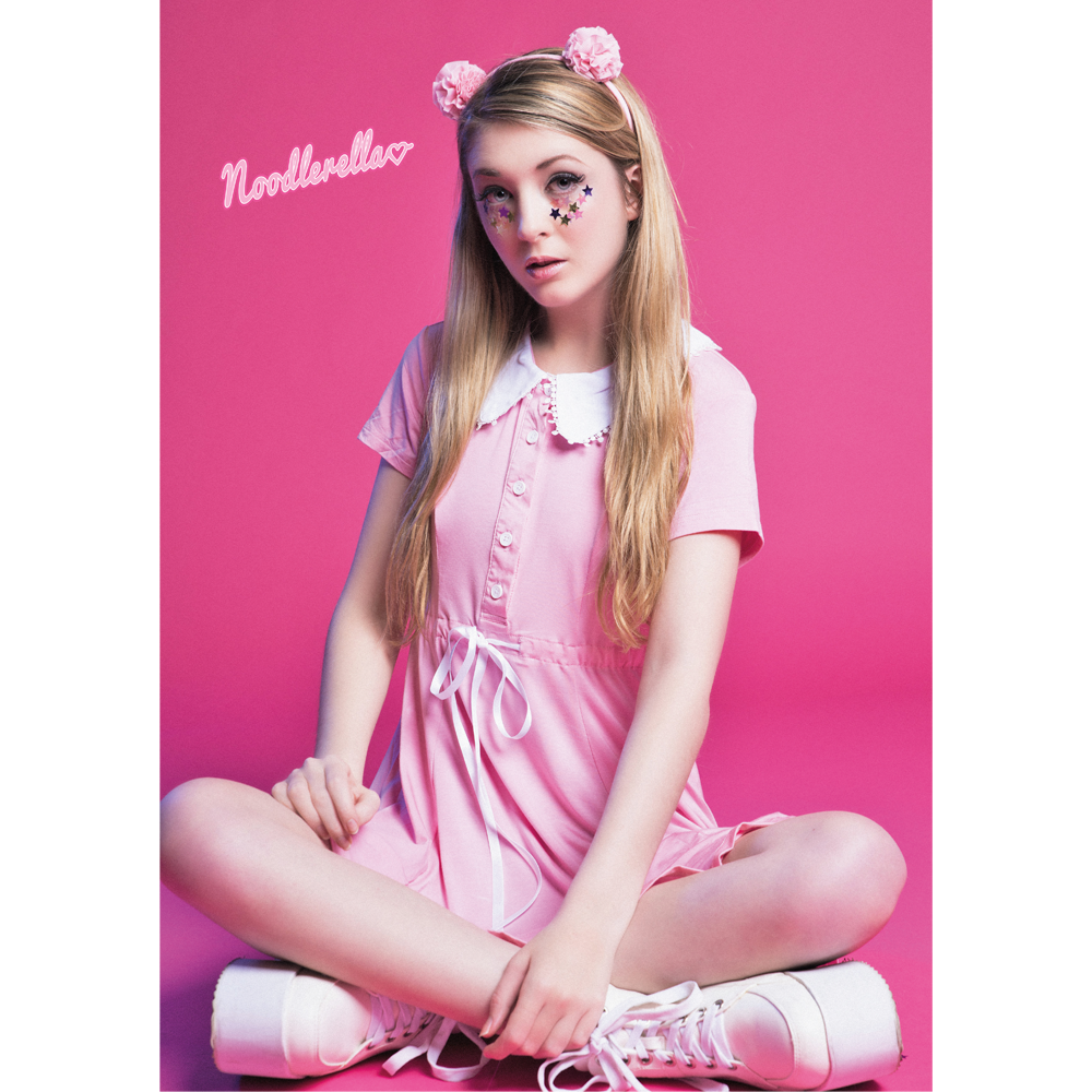 Noodlerella (Photo) Poster
