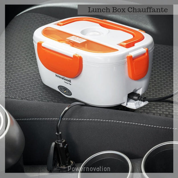 lunch box chauffante
