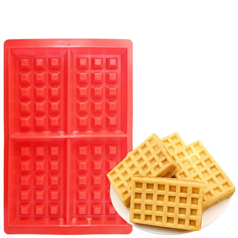 moule silicone a gaufre