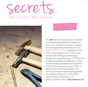 Jewellery Collective is in the News!