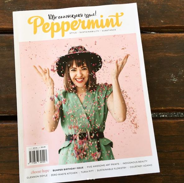 Jewellery Collective in Peppermint Magazine