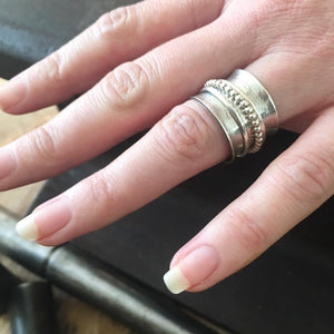 Sat 17 April / Spinner Ring Workshop