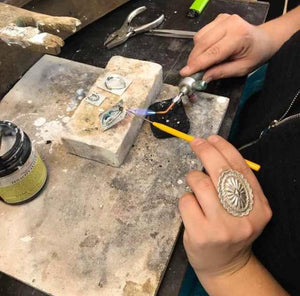 Sat 18 & Sun 19 Jan / Introduction to Jewellery Making (weekend intensive)