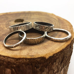 Tues 2 Oct / Make a Silver Ring Workshop
