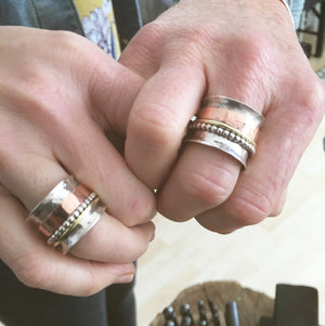 Sat 1 Dec /  Spinner Ring Workshop