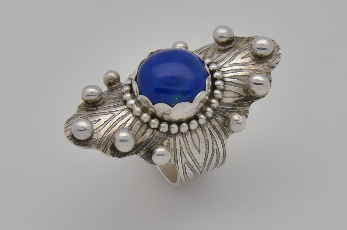 Wed 6 Mar / Boho Saddle Ring Workshop