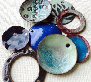 Sat 16 June / Enamelling Workshop
