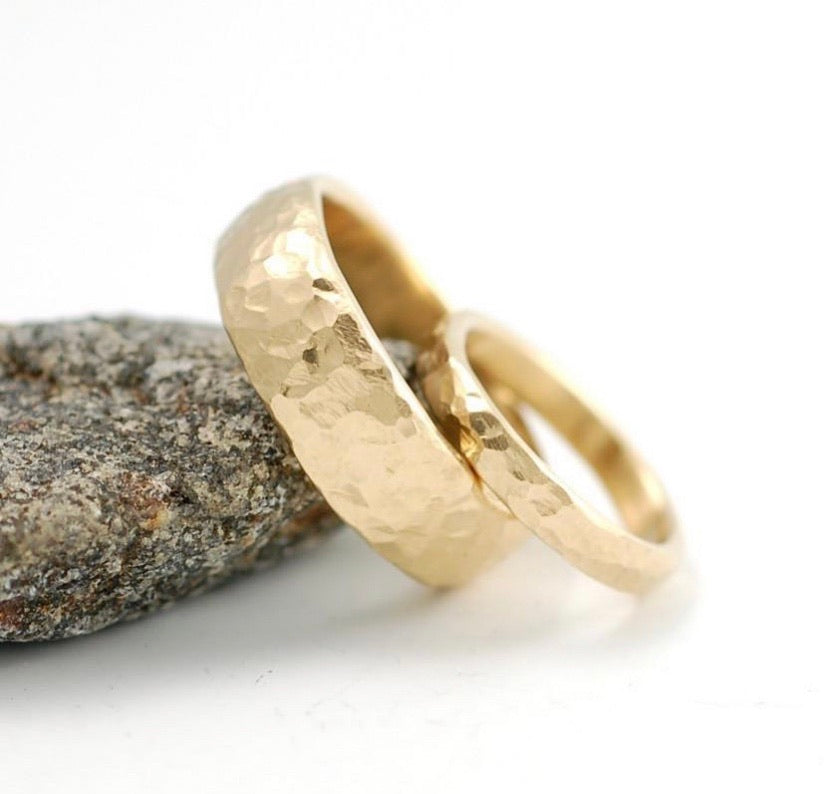 Make Your Own Wedding Ring Workshops Jewellerycollective