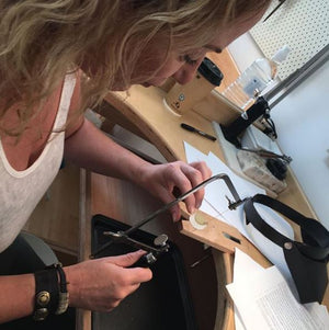 ThI 5 Jun  / Intermediate Jewellery Making (4 weeks)