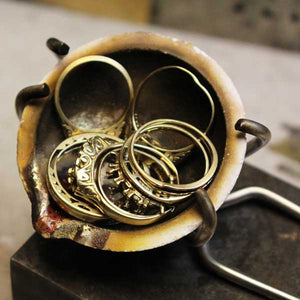 BYO Gold Wedding Ring Workshop